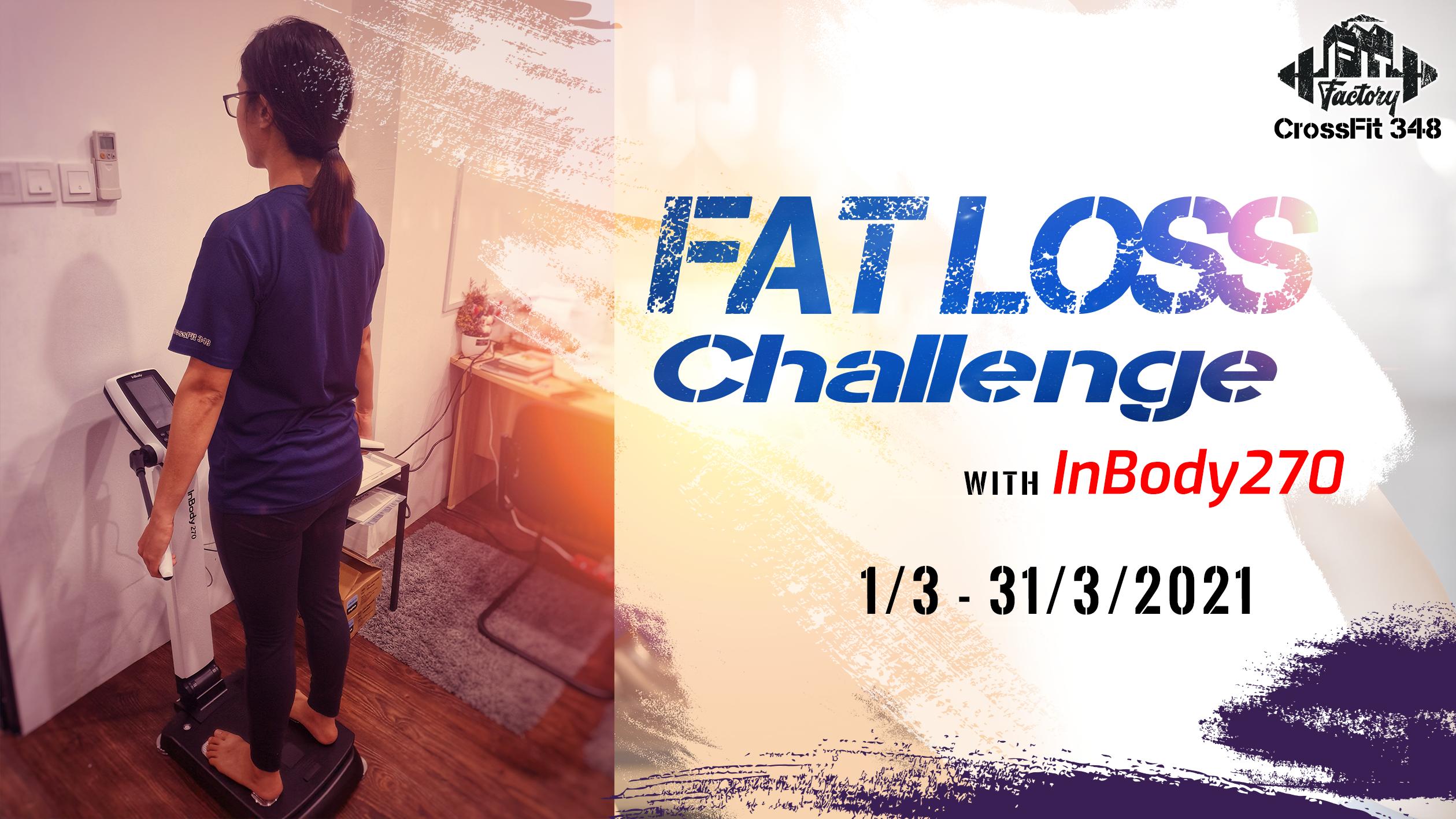 Fat Loss Challenge post thumbnail